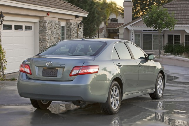 2013 Toyota Camry Redesign