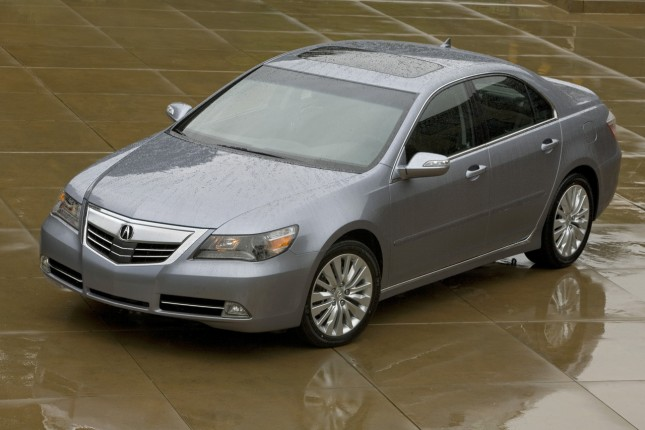 2013 Acura RL Redesign