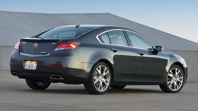 2013 Acura TL Coupe