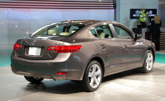 2013 Acura ilx Luxury