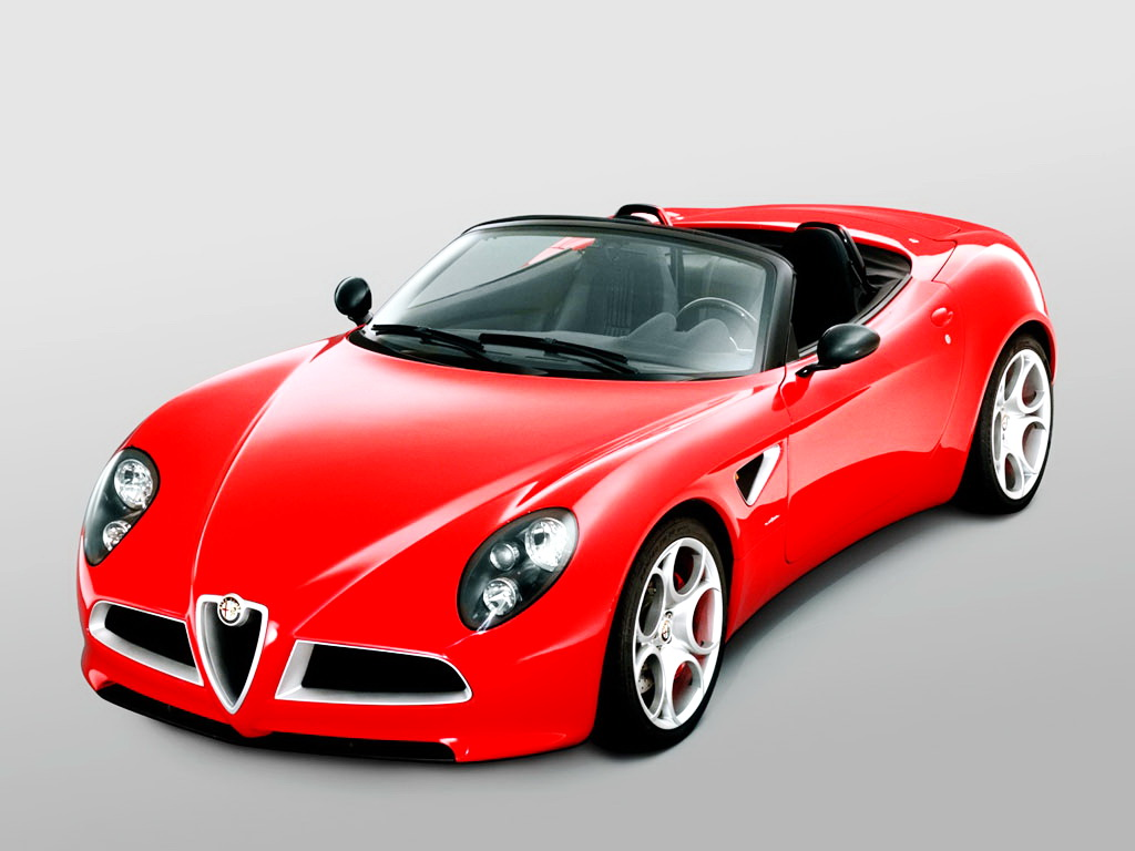 2013 Alfa Romeo Spider Photos