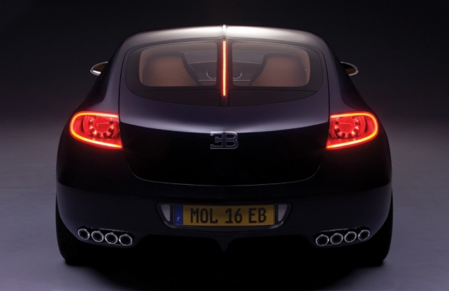 2013 Bugatti Galibier Back Lights
