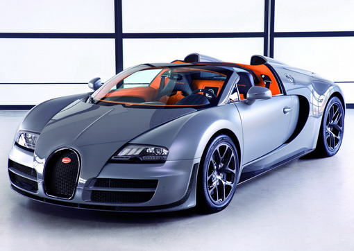 2013 Bugatti Veyron Super Sports