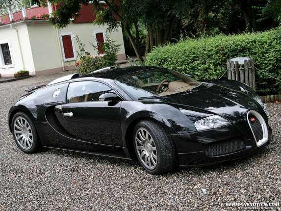 2013 Bugatti Veyron Top Speed