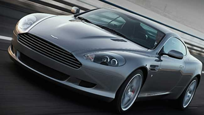 2013 Aston Martin DB9 Changes