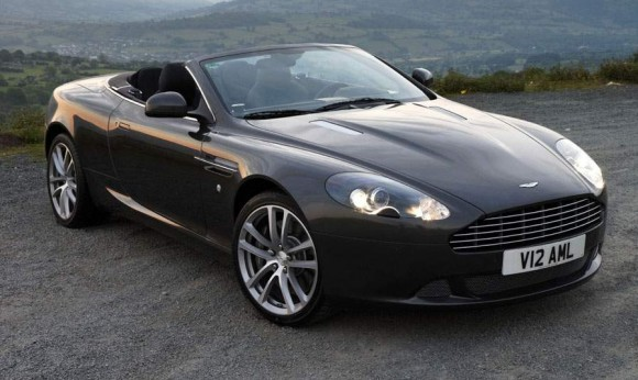 2013 Aston Martin DB9 Redesign