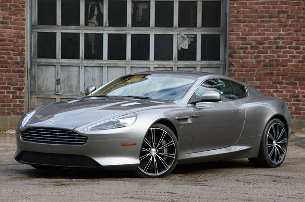 2013 Aston Martin Virage Redesign