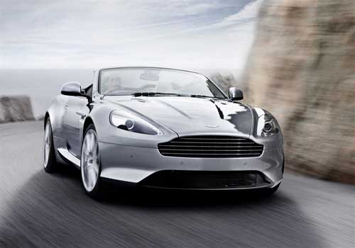 2013 Aston Martin Virage Roadster