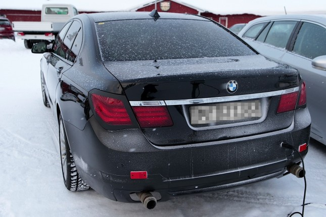 2013 BMW-7 Series Release