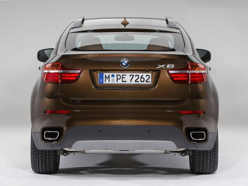 2013 BMW X6 Changes