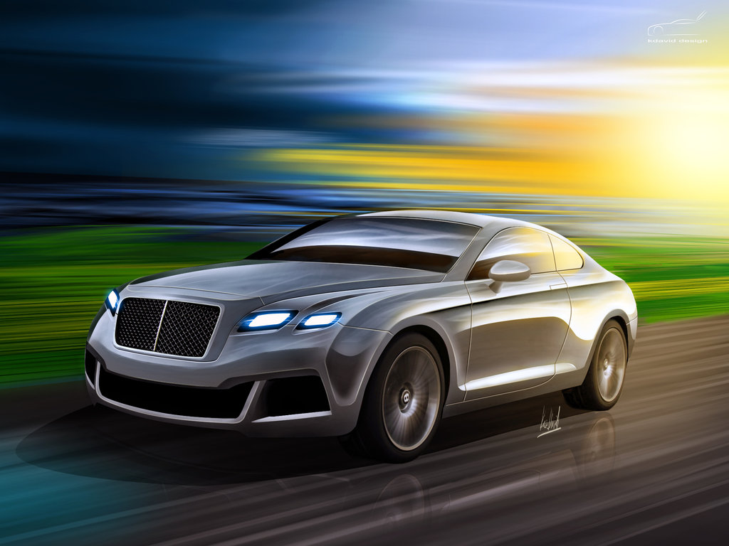 2013 Bentley Continental GT V8 Concept
