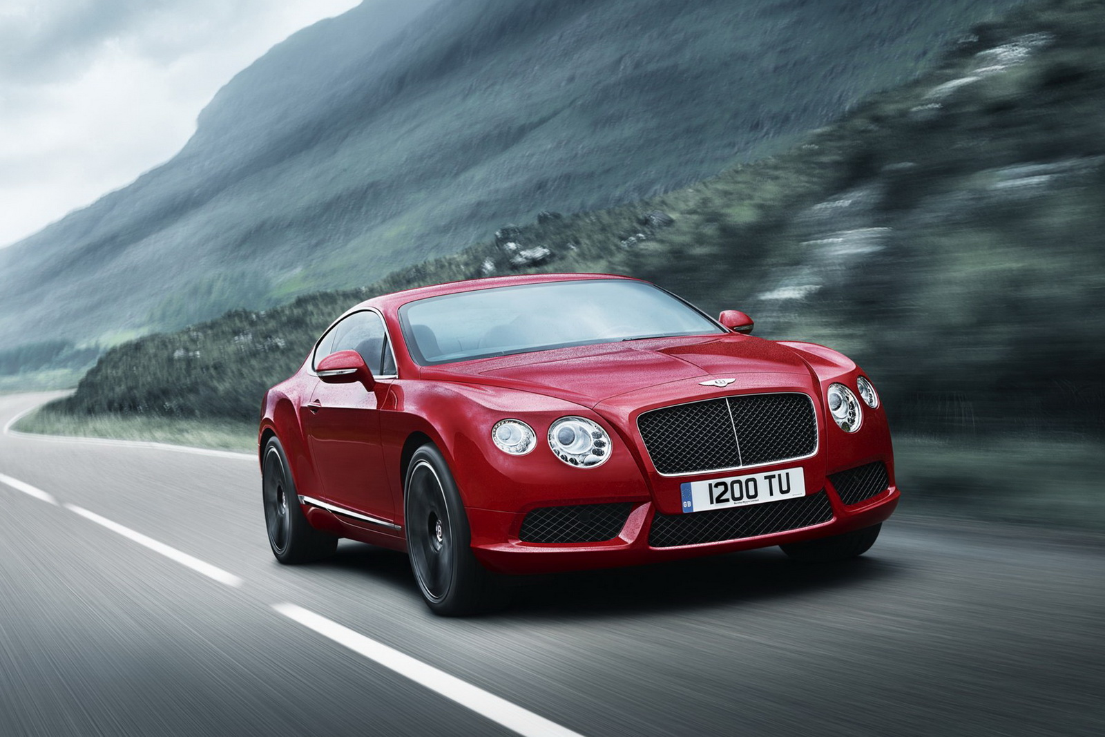 2013 Bentley Continental GT V8 Redesign
