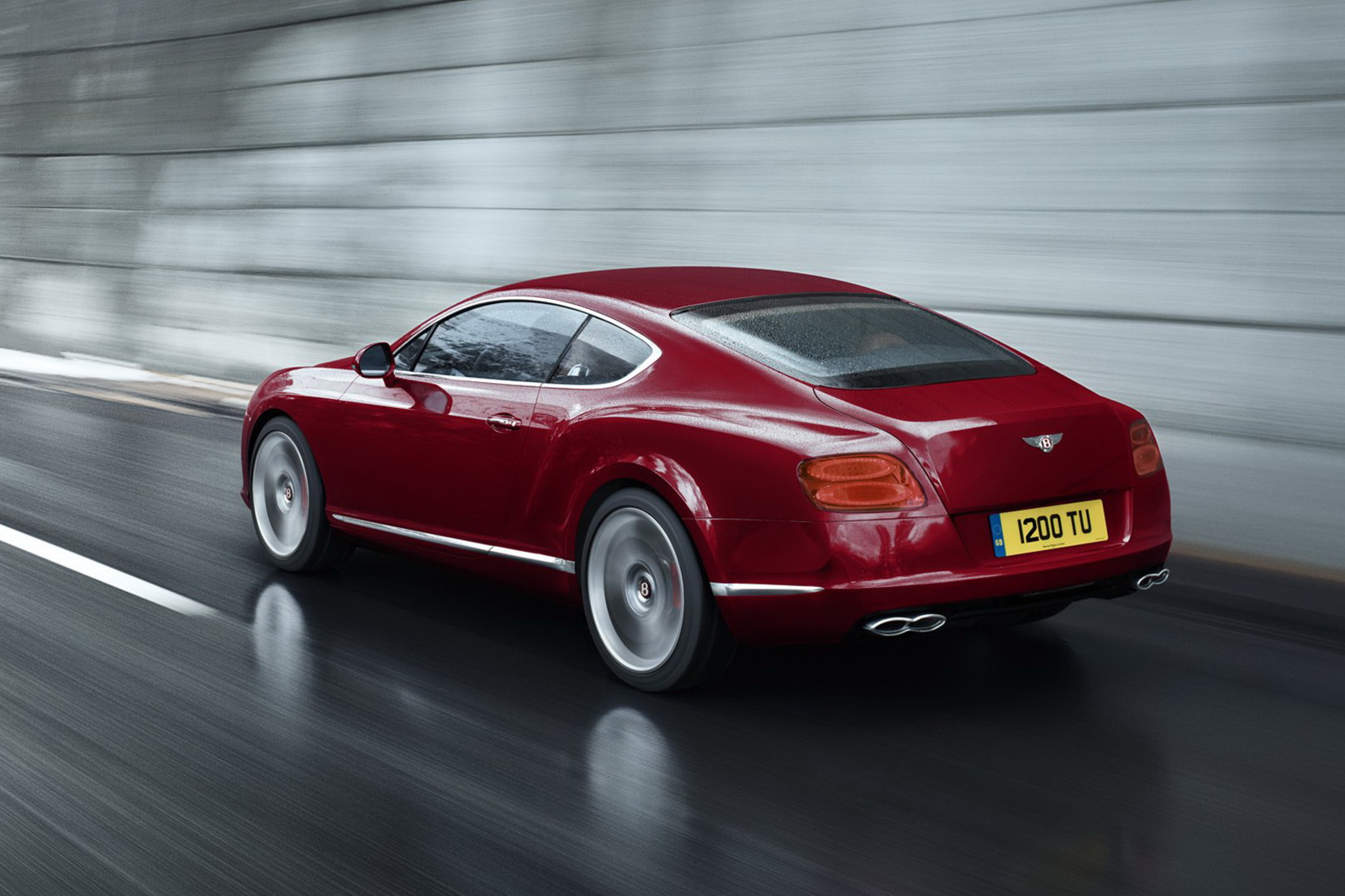 2013 Bentley Continental GT V8 Speed