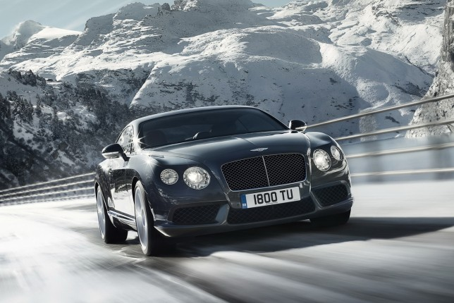 2013 Bentley Continental GT V8 Super Sports
