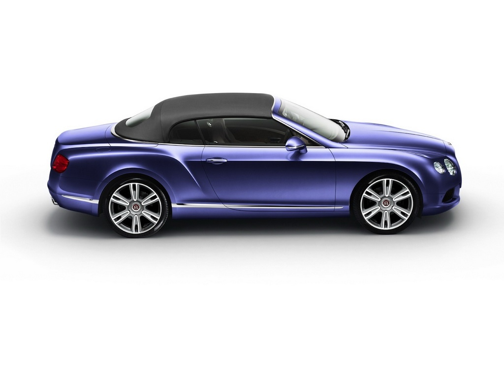 2013 Bentley Continental GTC Concept