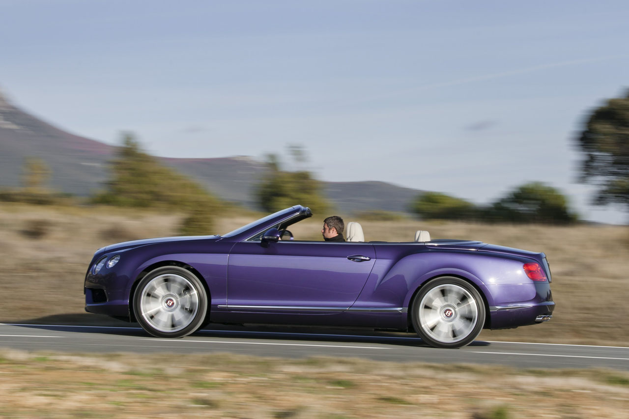 2013 Bentley Continental GTC Photos