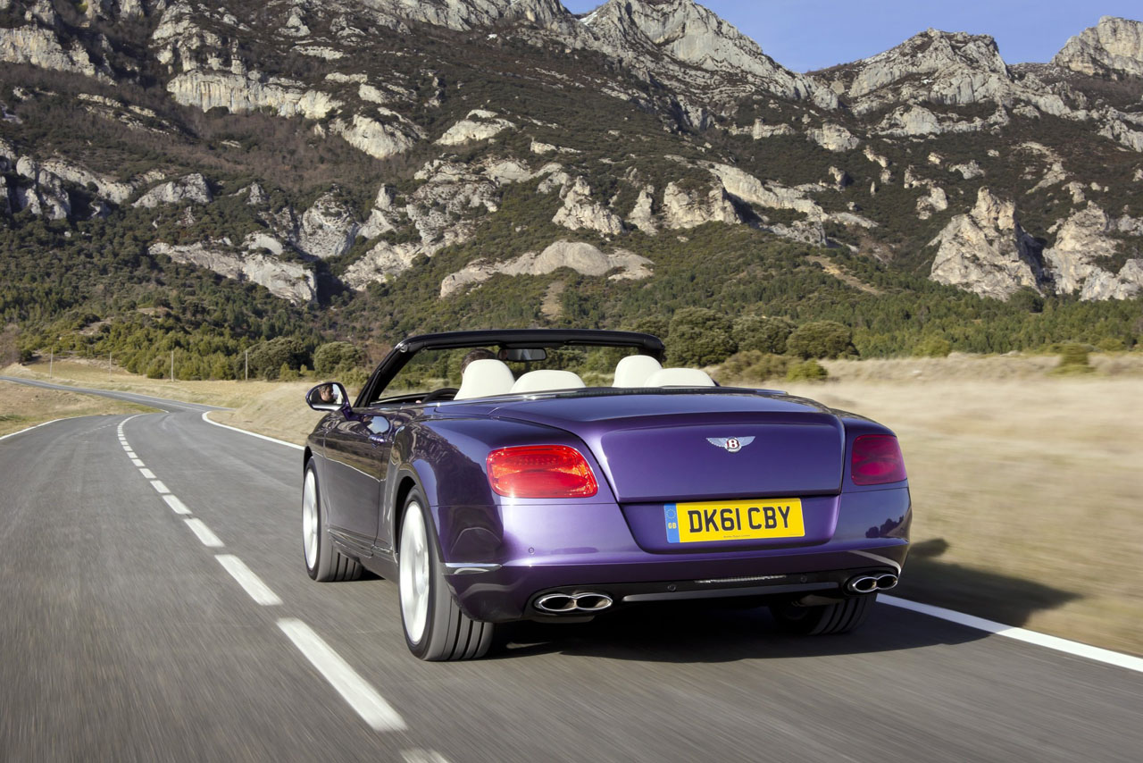 2013 Bentley Continental GTC Pictures