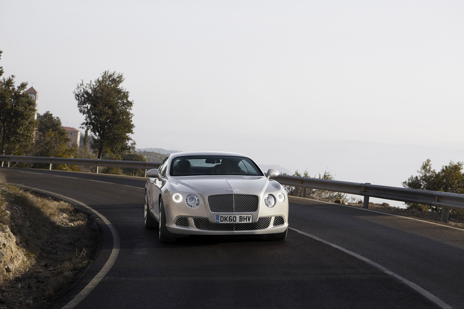 2013 Bentley Continental GTC Wallper