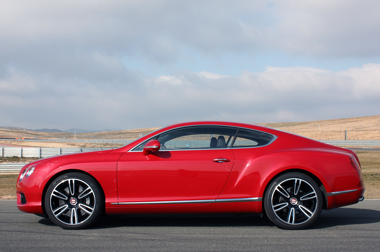 2013 Bentley Coupe Photos