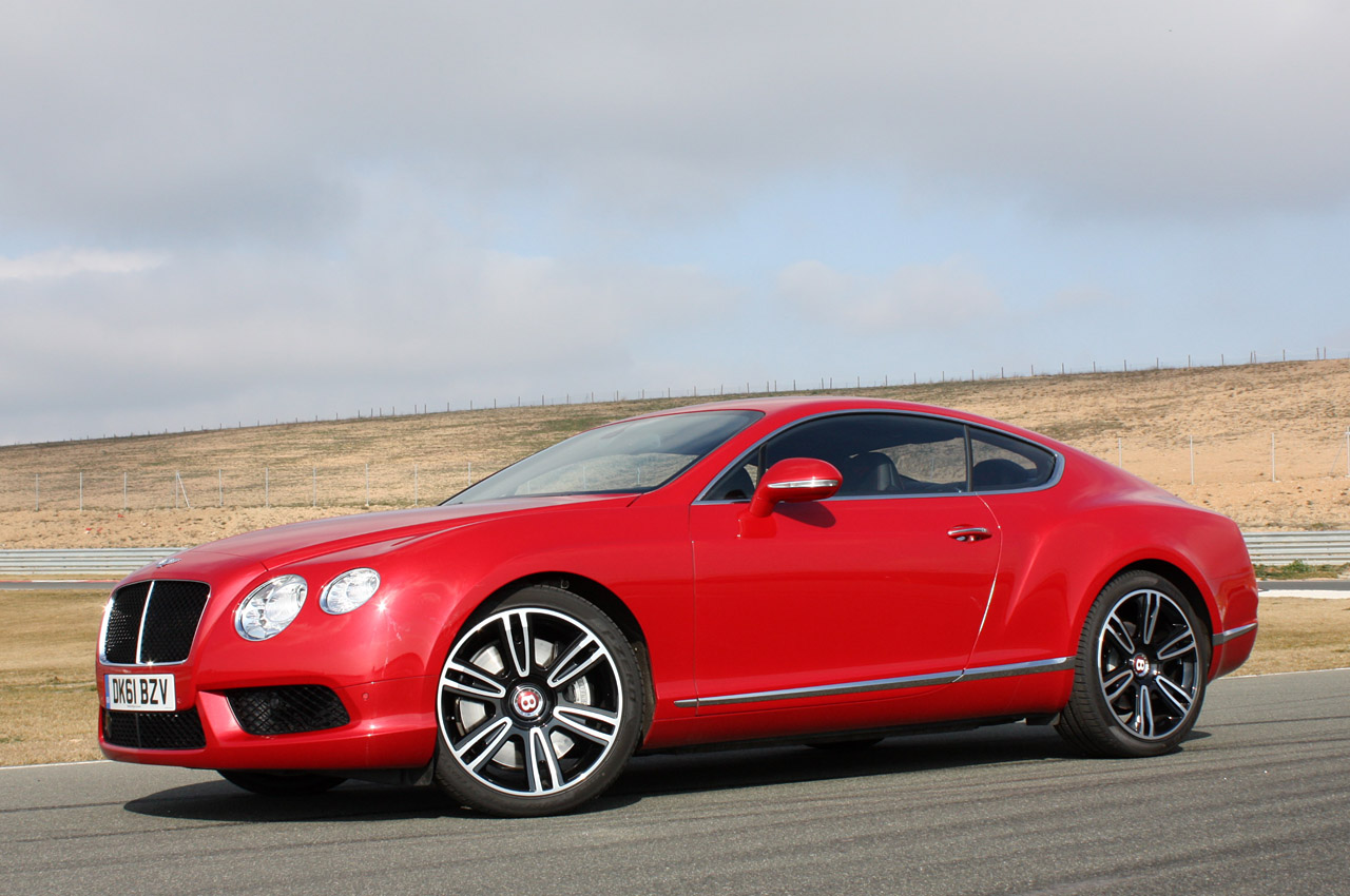 2013 Bentley Coupe Picture