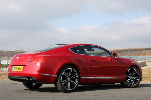 2013 Bentley Coupe Redesign
