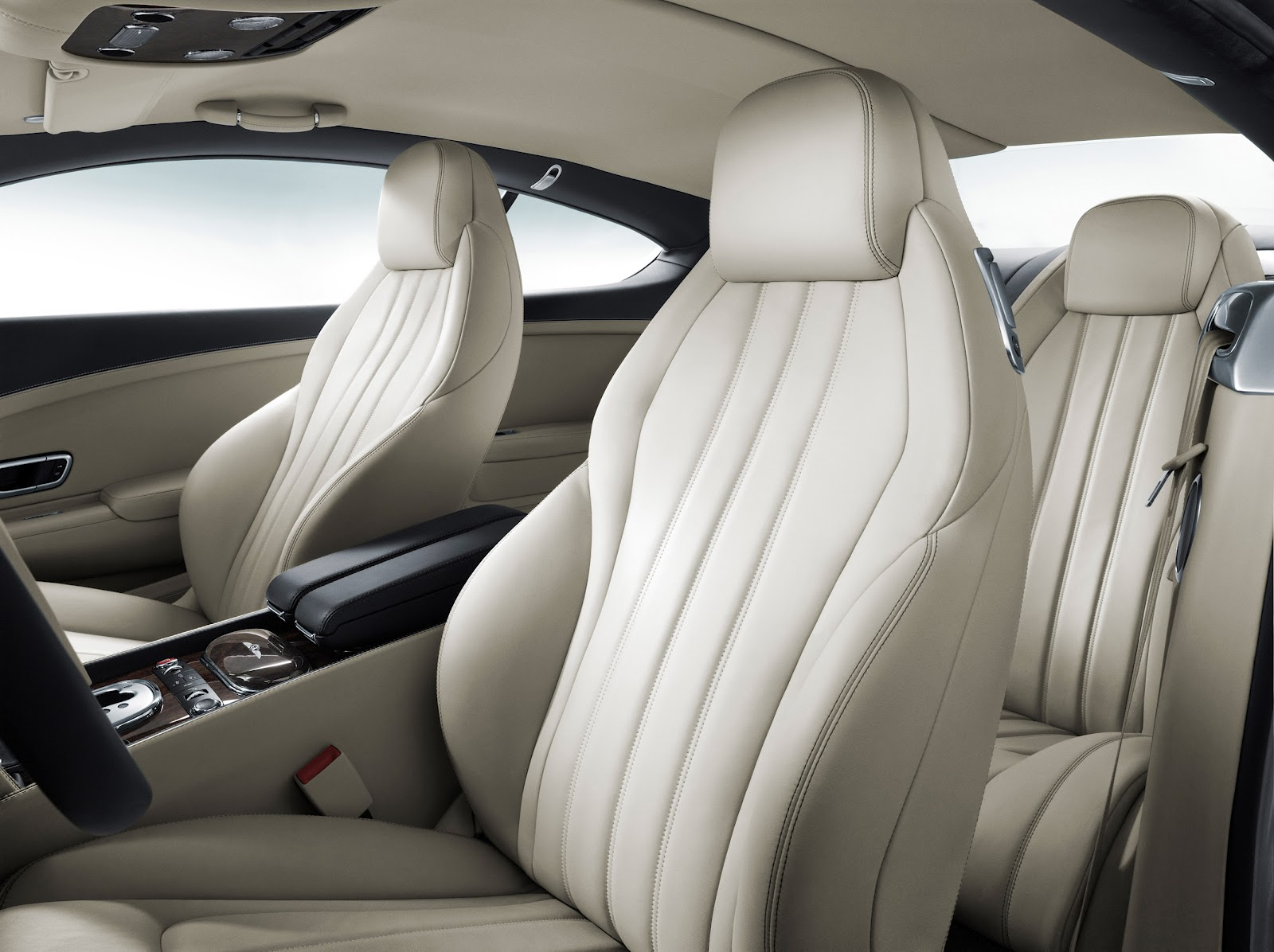 2013 Bentley GT Seats