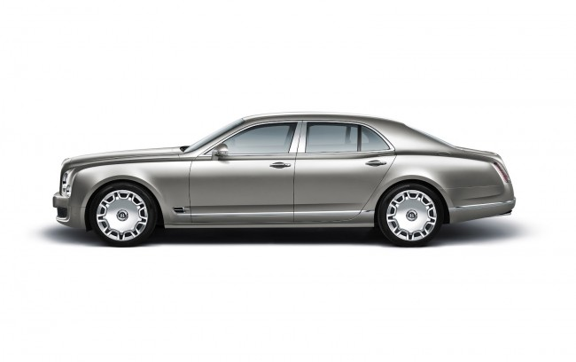 2013 Bentley Mulsanne Wheels