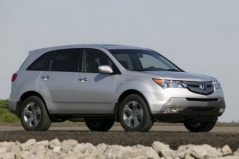 2014 Acura MDX Luxury