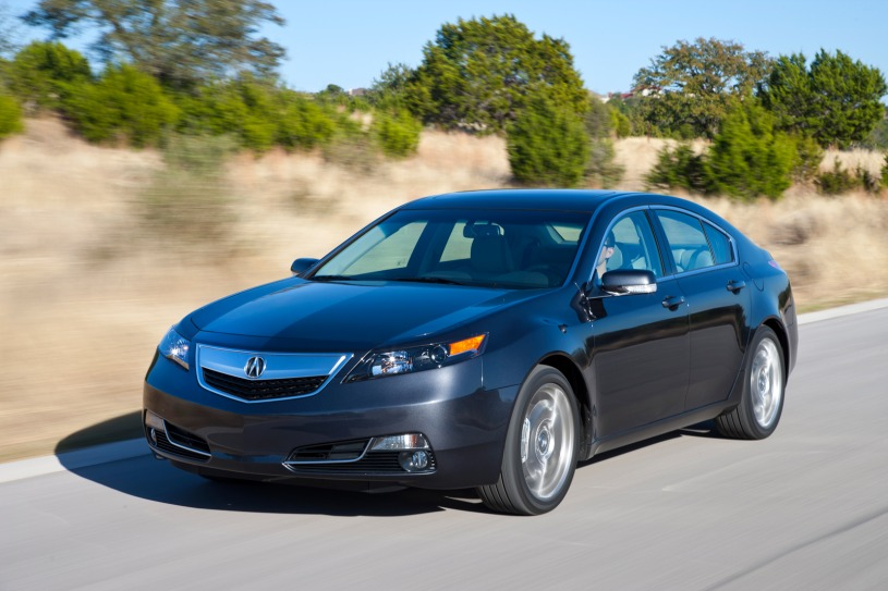 2014 Acura TL Images