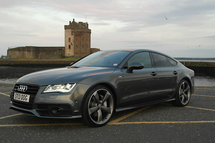 2014 Audi A5 Black Optic Package Topismag Com