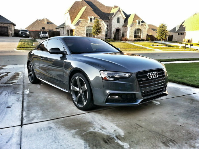 2014 Audi A5 S Line Competition Package Topismag Com