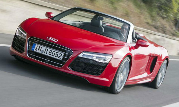 2014 audi r8 convertible topismag com. Cars Review. Best American Auto & Cars Review