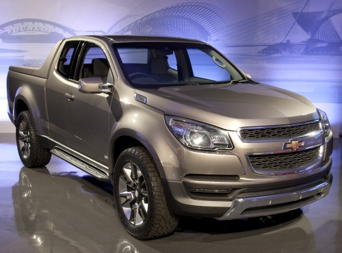 2014 Chevrolet Colorado SUV