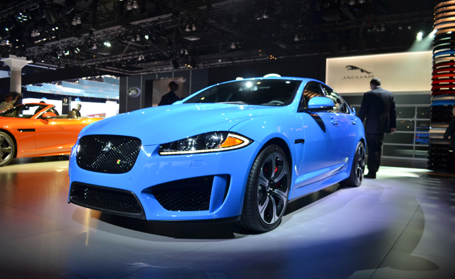 2014 Jaguar Xfr-S Facelift