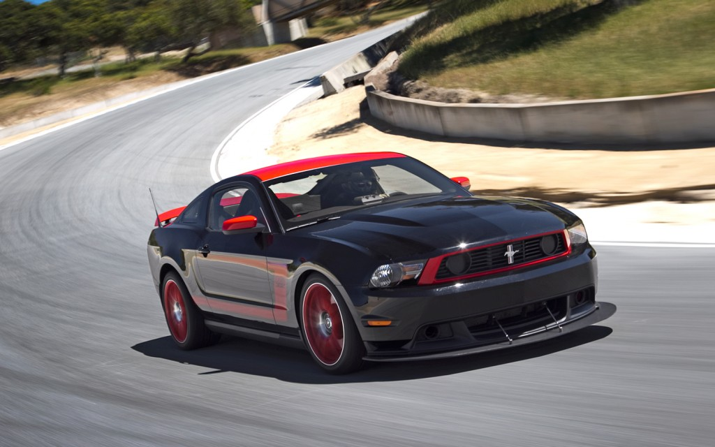 2014 Mustang Boss 302 Pictures | TOPISMAG.COM