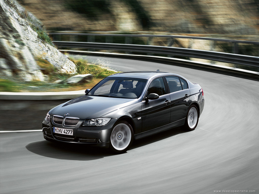 2015 BMW 3 Series Wallpapers