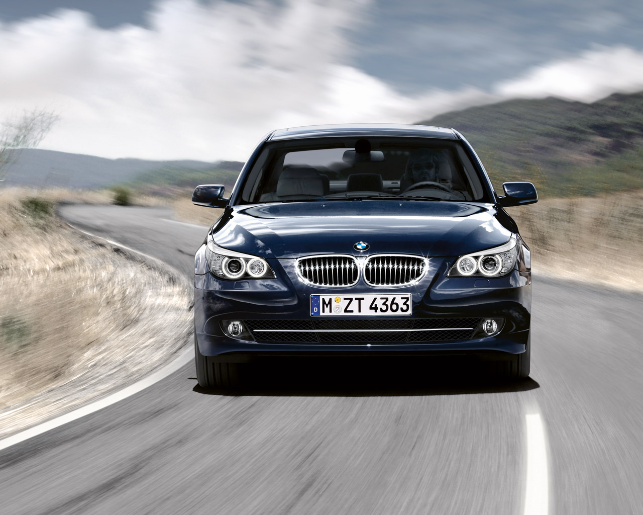 2015 BMW 5 Series Facelift