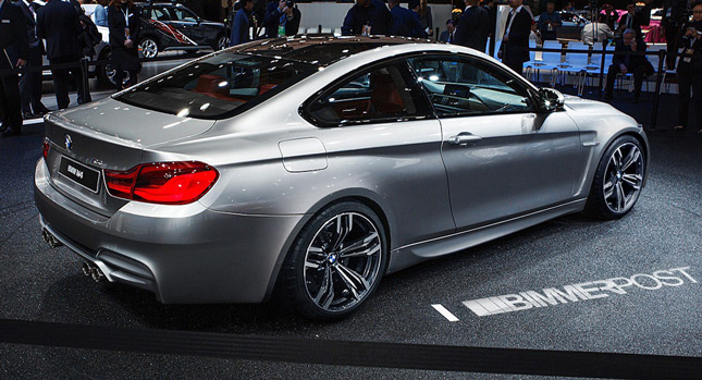 2015 BMW M4 Changes