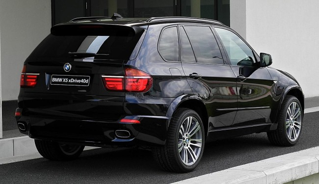 2015 BMW X5 Redesign