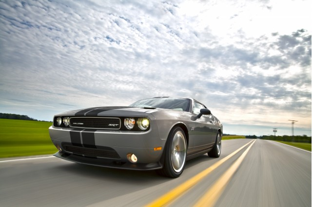 2014 Dodge Challenger Supercharged