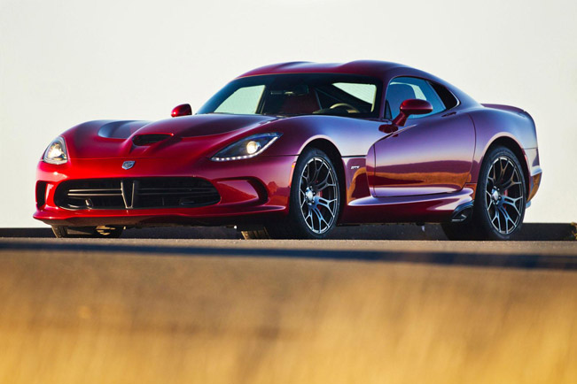 2014 Dodge Viper Changes