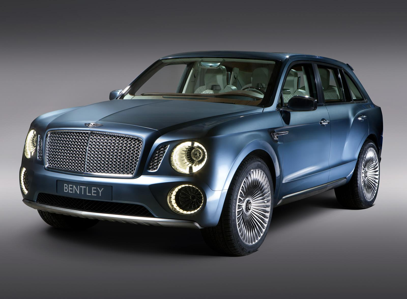 2015 Bentley Falcon Wallpapers