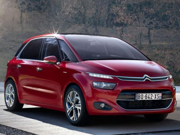 2014 Citroen C4 Wallpaper
