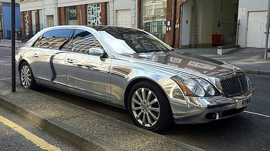 2014 Maybach 62 Changes