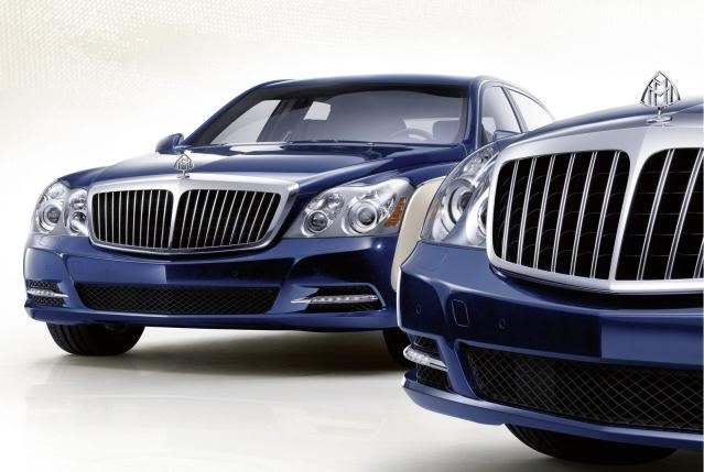 2014 Maybach 62 Redesign