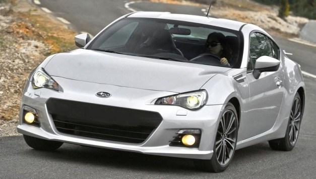 2014 Subaru Brz Turbo