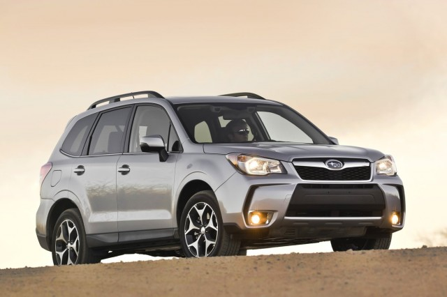 2014 Subaru Forester Turbo