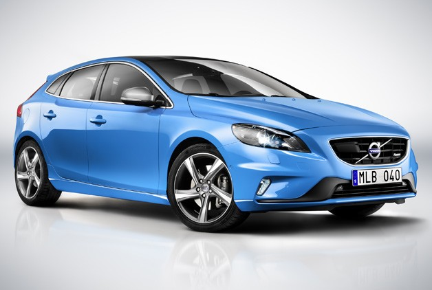 Volvo V40 Changes