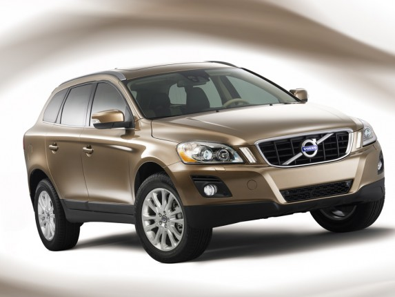 Volvo XC60 Wallpaper