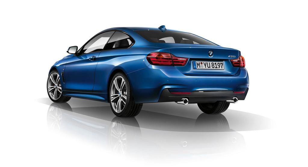 2014 BMW 4 Series Coupe M Sport